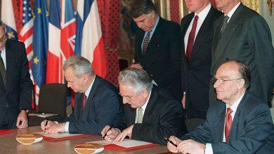 Photo of Küresel Güçlerin Dizaynı: Dayton 'Barış'sızlık Antlaşması