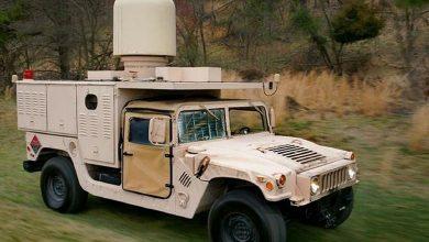 Photo of Northop Grumman, hareket halinde kara radarını tanıttı