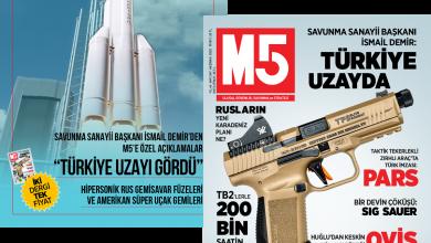 Photo of Yepyeni ve iki dergili M5 dönemi