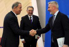 Photo of Bakan Akar İtalya Savunma Bakanı ile görüşecek