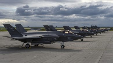 Photo of F-35'e TOPGUN Payesi