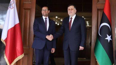 Photo of Serrac ile görüşen Malta Başbakanı Abela: Ben ve hükümetim, her zaman Libya'yı destekleyecek