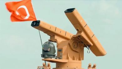 Photo of Yerli hava savunma sistemi 'Sungur' göreve hazır