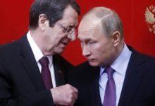 "Photo of Anastasiadis, Putin'den ""arabuluculuk"" istedi"