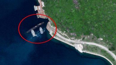 Photo of Çin'in gizli üsse giren denizaltısı uyduya yakalandı