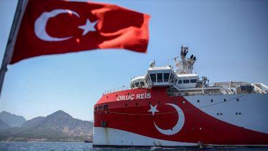 Photo of Oruç Reis sismik araştırma gemisinin Doğu Akdeniz'deki çalışma süresi uzatıldı