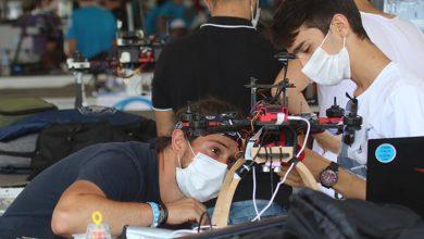 Photo of Gaziantep'te TEKNOFEST kapsamında İHA yarışları düzenlendi