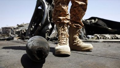 Photo of Libya ordusu: Sukne'de Rus paralı askerleri taşıyan helikopter düştü