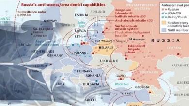 Photo of Rusya'nın Doğu Akdeniz Stratejisi: Sıcak Denizlerde Kalmak