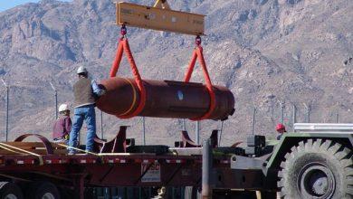 "Photo of ABD'den İsrail'e ""14 tonluk"" bomba hediye"