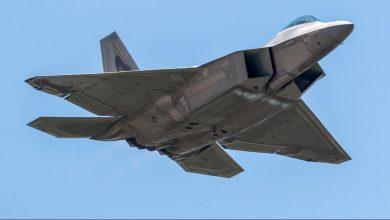 Photo of ABD Hava Kuvvetleri Guam'a F-22 Raptor gönderdi