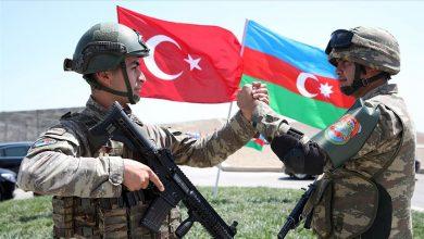 Photo of Türk askeri 102 yıl sonra yeniden Azerbaycan'da