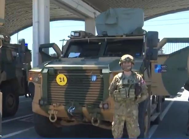 NATO, Türk zırhlısı VURAN'ı tanıttı - M5 Dergi