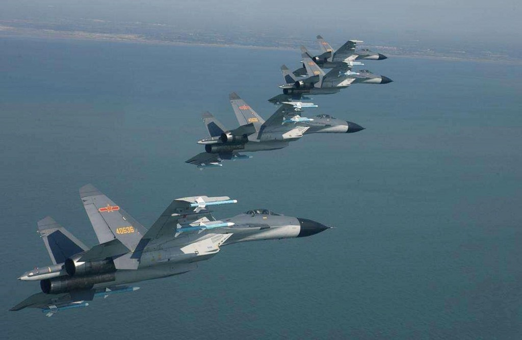 Record 38 Chinese military planes penetrate Taiwan's ADIZ on China's  National Day - M5 Dergi