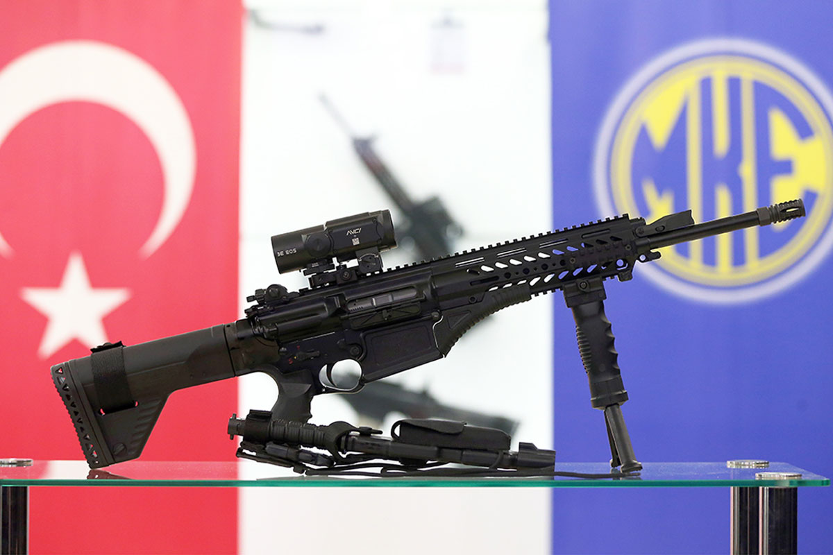 Defense Industry: From Ottoman Period to Today – m5dergi